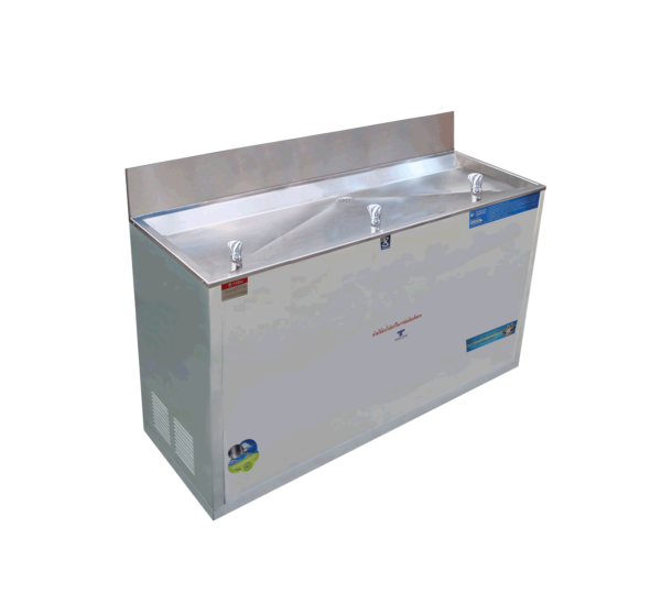 ตู้ทำน้ำเย็น 3 ก๊อก ระบบปิด MC-R3