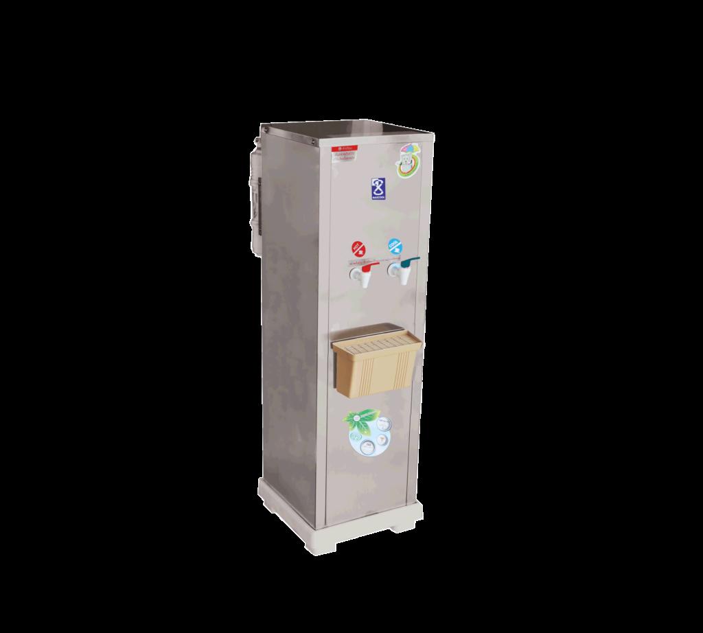 ตู้ทำน้ำร้อน น้ำเย็น 4 ลิตร มีระบบกรองน้ำในตัว