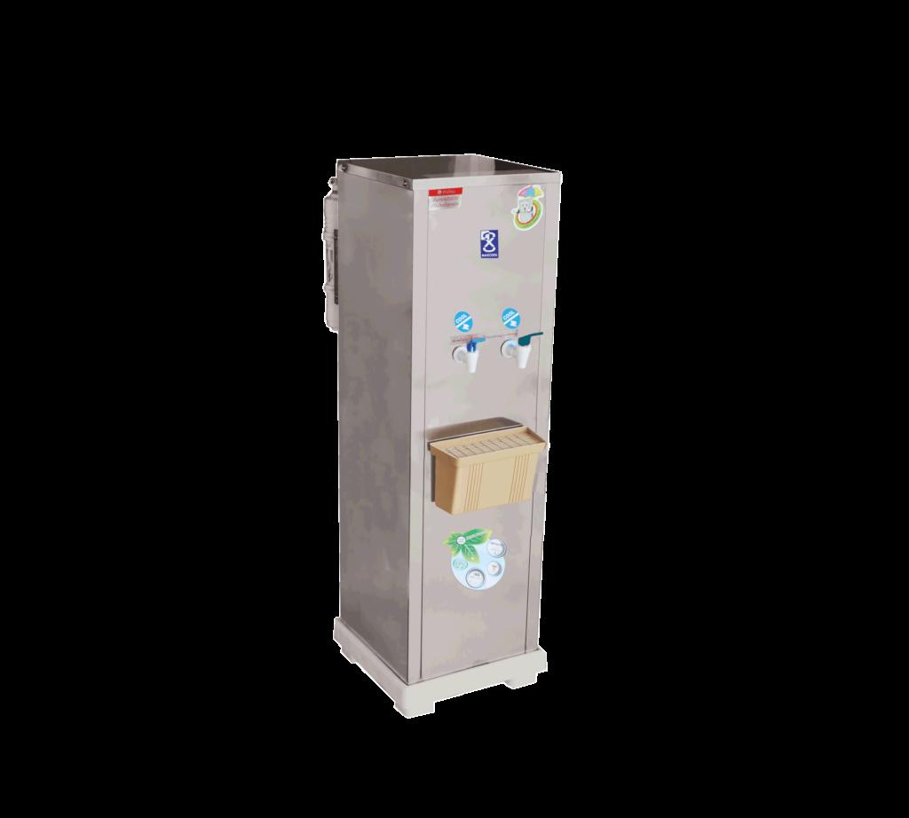 ตู้ทำน้ำเย็น 4 ลิตร มีระบบกรองน้ำในตัว